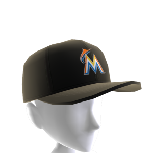 Marlins On-Field Cap