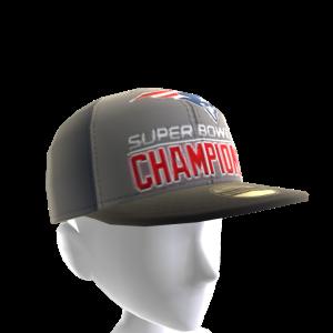 Patriots Super Bowl LI Champions Cap
