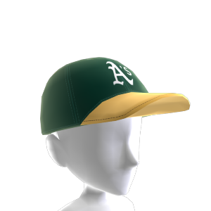 Gorra Oakland Athletics MLB2K10