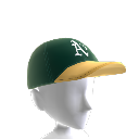 Capp. Oakland Athletics MLB2K10