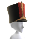 Chapeau de soldat de l'Albion