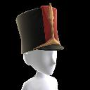 Sombrero militar de Albión