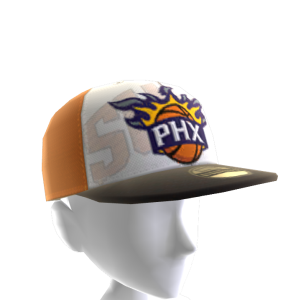 Suns Fitted Cap