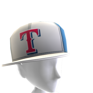 Texas Rangers Sideways Panel Cap