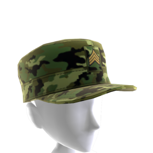Jungle Army Patrol Cap