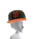 San Francisco Giants MLB 2K12 스로우백 모자