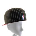 Houston Backwards Pinstripe Cap