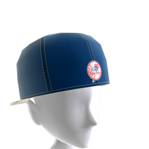 NY Yankees Backwards Panel Cap