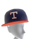Texas Rangers MLB 2K12 Throwback Cap