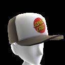 Classic Dot Mesh Cap