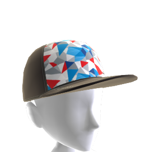 Street Casual Graphic Cap