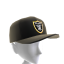 Raiders Gold Trim Cap