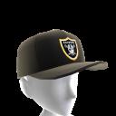 Raiders Gold Trim Cap