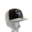 Rockies Fitted Cap