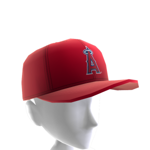 Angels On-Field Cap