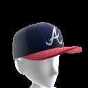 Braves On-Field Cap