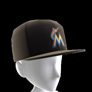 Miami Marlins FlexFit Cap