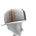 San Francisco Giants Sideways Panel Cap