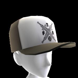 FTR Hat - White