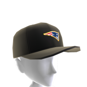 Patriots Gold Trim Cap
