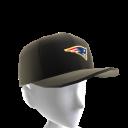 Patriots Gold Trim Cap