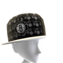 Brooklyn Tilted Pattern Cap