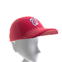 Washington Nationals MLB2K11 Cap 