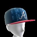Atlanta Logo Pattern Cap