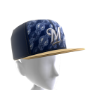 Milwaukee Logo Pattern Cap