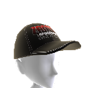 Zombie Apocalypse Logo Hat