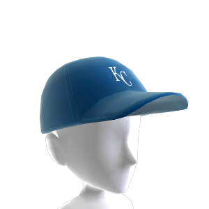 Gorra Kansas City Royals MLB2K10