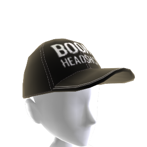 Boom Headshot Hat