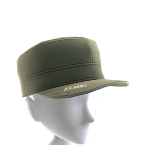 Army Green Patrol Cap 