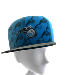 Orlando Tilted Pattern Cap