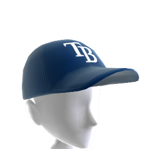 Tampa Bay Rays MLB2K11 Cap 