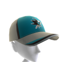 San Jose Sharks FlexFit Cap