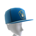 Milwaukee Brewers FlexFit Cap 