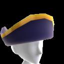 Sombrero de comandante de marina