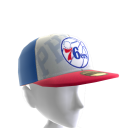 76ers Fitted Cap