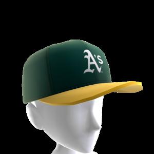 Athletics On-Field Cap