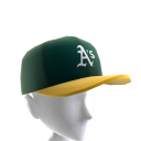 Athletics On-Field Cap