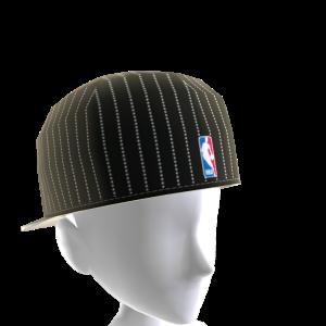 Brooklyn Backwards Pinstripe Cap