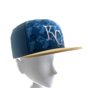 Kansas City Logo Pattern Cap