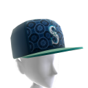 Seattle Logo Pattern Cap