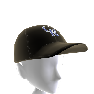 Colorado Rockies MLB2K11 Cap