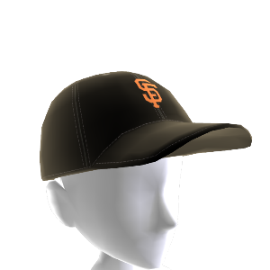 San Francisco Giants  MLB2K11 Cap