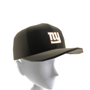 Giants Gold Trim Cap