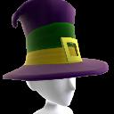 Sombrero de copa de Carnaval