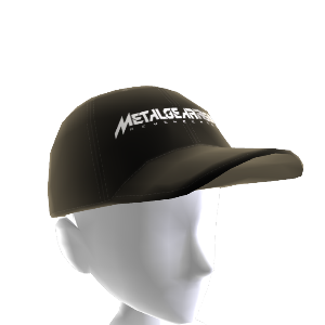 MGR Revengeance Logo Baseballkappe