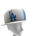 LA Dodgers Sideways Panel Cap